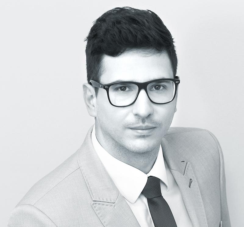 Maciej Łaz aplikant adwokacki Ad Casum - Prawo prywatne międzynarodowe, prawo zobowiązań, prawo rzeczowe, prawo własności intelektualnej. Kancelaria.