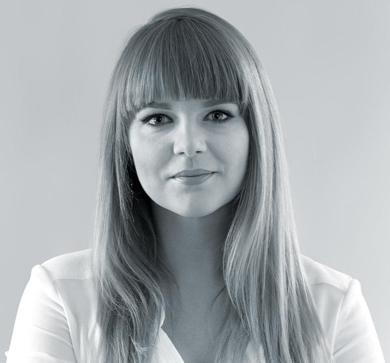 Ines Haptar aplikant adwokacki Ad Casum - prawo cywilne, prawo karne, prawo medyczne, prawo pracy - Kancelaria adwokacka Warszawa